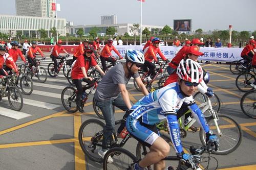 河南信阳:圆满完成全国公路自行车赛无线电安全保障