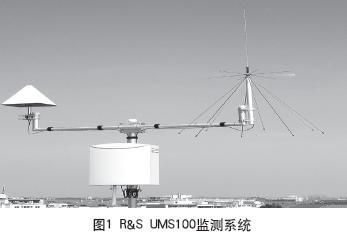 全自动无线电监测系统r&s ums100